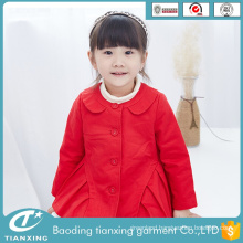 Popular promotional Fashion girls coats and jackets