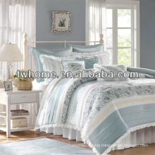Madison Park Dawn Multi Piece Comforter Duvet Cover Lace Printed Bedding Set