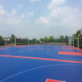Modular Interlocking Court Tiles Sports Floor