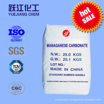 Crystal Food White Powder Magnesium Carbonate