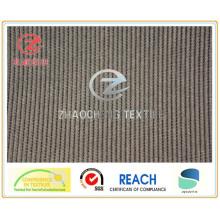 Черная пряжа 16 Вт N / P диван вельветовая ткань (ZCCF029)