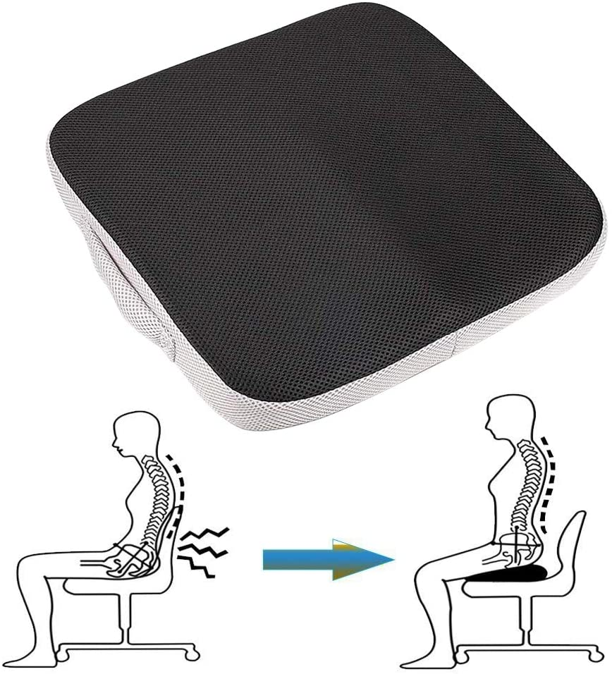 Memory Foam Seat Cushion Round