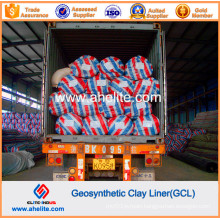 Bentonite Clay Liner Geosynthetic Clay Liner Gcl