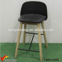 Handmade Antique Bar Stool High Chair