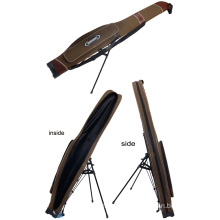Water Proof with Stand Sea Fishing Rod Bag Canvas Fishing Bag