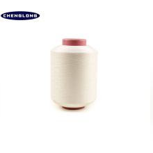 fil de dty 100% polyester fil de polyester filé coton filé dty fil de polyester élastique