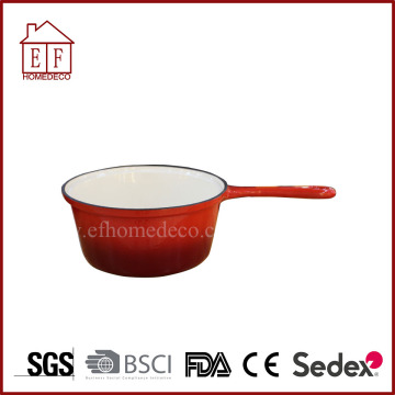 New Arrive Enamel Cast Iron Kitchen Cooking Pot