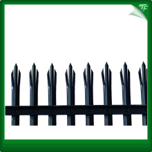 Welded Steel Palisade 펜싱