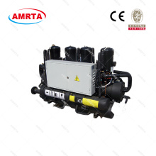 Aire acondicionado comercial del sistema del refrigerador del agua del edificio