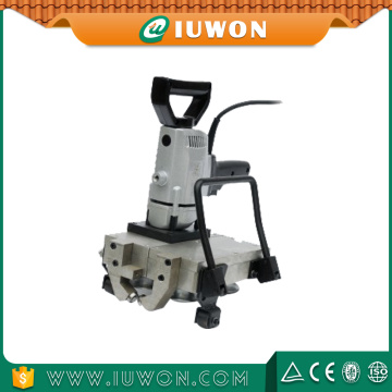 Iuwon permanent couture toit métallique Interlock Tile Machine