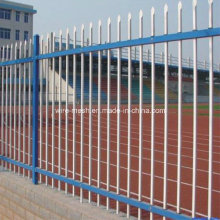 Zinc Steel Fence/Galvanized Steel Fence