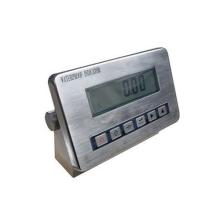Indicateur de pesage certifié CE et OIML
