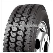 China Low price 10R22.5 double star truck tyre Europe market certificate