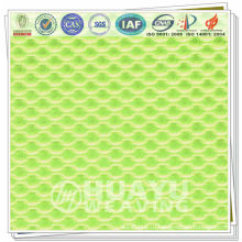 100% полиэфирная основа трикотажа жаккардовой ткани