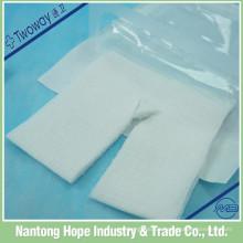 chirurgisches Material steril Y-Cut Drain-Vlies-Tupfer