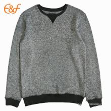 Suéter de punto de punto de lana coreana de moda suéter