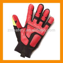 Rigger Style Anti Vibration Ölbeständige Schutzhandschuhe