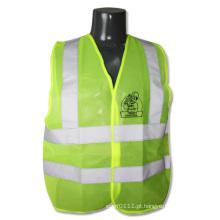 CSA Z96 Neon verde reflexivo colete de segurança de alta visibilidade (YKY2823)