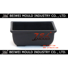 Customized Injection Plastic Bonsai Pot Mould