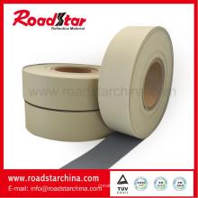 Hohe Helligkeit reflektierende PVC-Schaum Leder