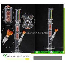 Hookahs alta qualidade de boa qualidade com cor Hand Made Glass Shisha 503