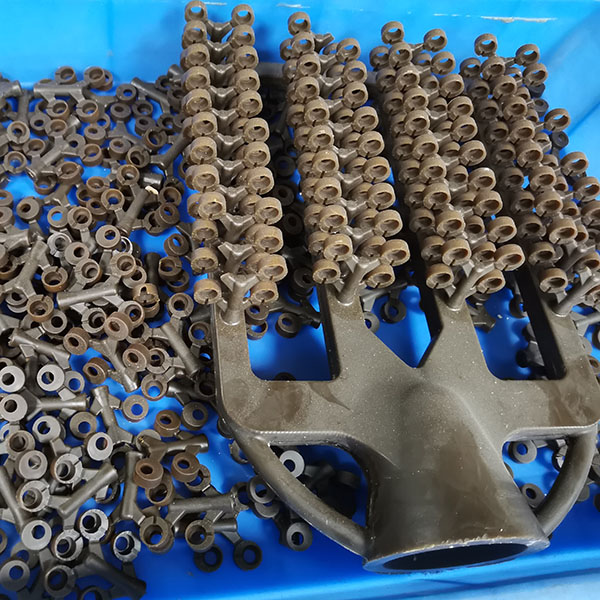 SS 316 Lost Wax Casting Parts
