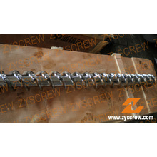 Barril de tornillo para extrusora de caucho (ZYR 220)
