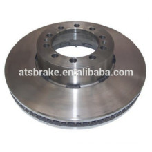 auto spare parts brake rotor for truck BENAULT/MACK