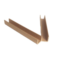 High Hardness U-Shaped Paper Corner Protector Paper Groove Protector