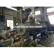 High Speed Pet Bottles Label Separator/Remover Without Water