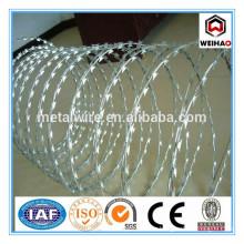 450mm coil diameter concertina razor barbed wire