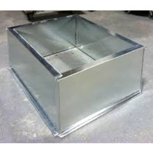 High Standard Process Sheet Metal Fabrication Customized