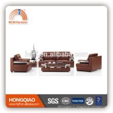 S-11 métal fram cuir PU bureau canapé canapé de style européen