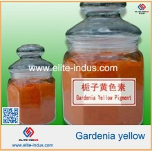 Health Food Extractos de Plantas Gardenia Yellow Food Yellow Colorant