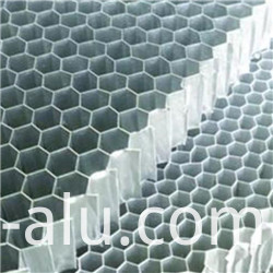10mm aluminum honeycomb core sandwich panel