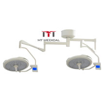 Ceiling Double Arm Surgical Medical Operating Shawdowless Surgery Lamp