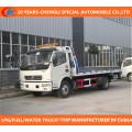 Dongfeng 4X2 Wrecker Truck Dongfeng Wrecker Truck 4X2 Recovery Truck