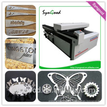 Syngood Co2 Laser Metal Sheet Cutting Machine SG1325 High Precision (from Jinan)