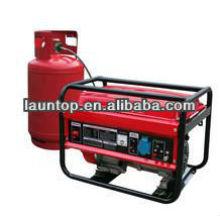 6000w / 6.0kw kleinen Erdgasgenerator LPG6500 Flüssiggas