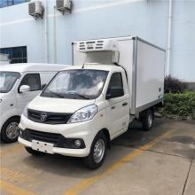 4x2 FOTON Van Truck Refrigerated Truck