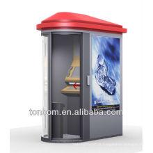 Cabine de ATM com capacidade múltipla XXD-5