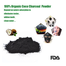 Food Grade Coconut Shell / Bamboo Activated Charcoal Powder For Food Bread Additive