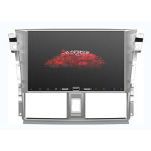 Yessun 10,2 pouces Android voiture DVD GPS pour Toyota Vios