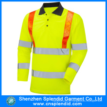 China Wholesale 3m reflexivo Hi Vis Industrial Work Uniform