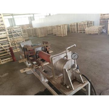 Cast iron pipe hydraulic test equipment