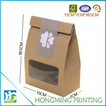 Cheap Plain Food Paper Packaging Bag