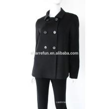 100% Ladies' Pure Cashmere Coat