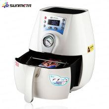 Machine de presse à chaleur à sublimation à vide mini 3D