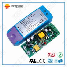 15w 18w 350ma 500ma 700ma corrente constante triac dimmable led driver