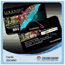 Nueva tarjeta VIP de promoción de regalo